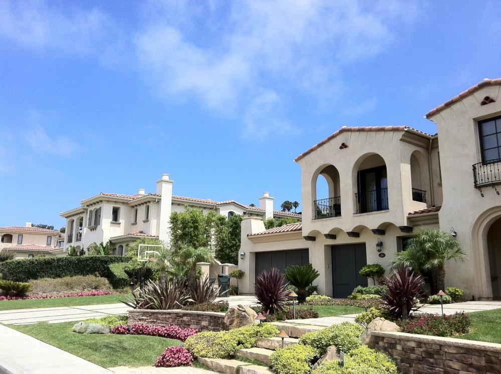Oceanfront Estates in Palos Verdes CA