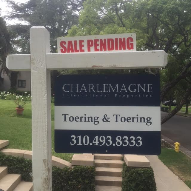 Imagine how thrilled you will be to have a sale pending sign in front of your Palos Verdes Property.