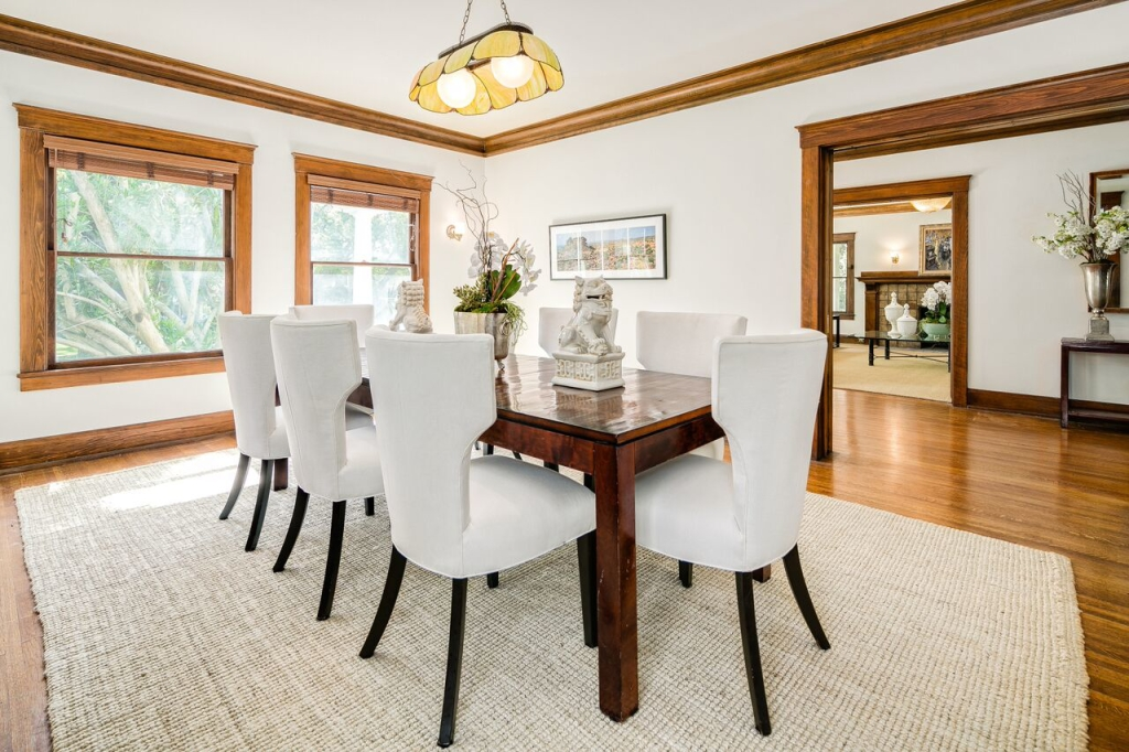 Neutral colors appeal to most buyers.