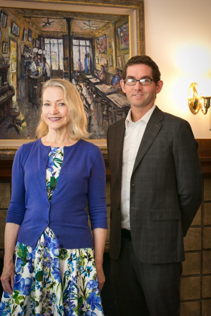 Norma & Josh of Charlemagne Intl Properties