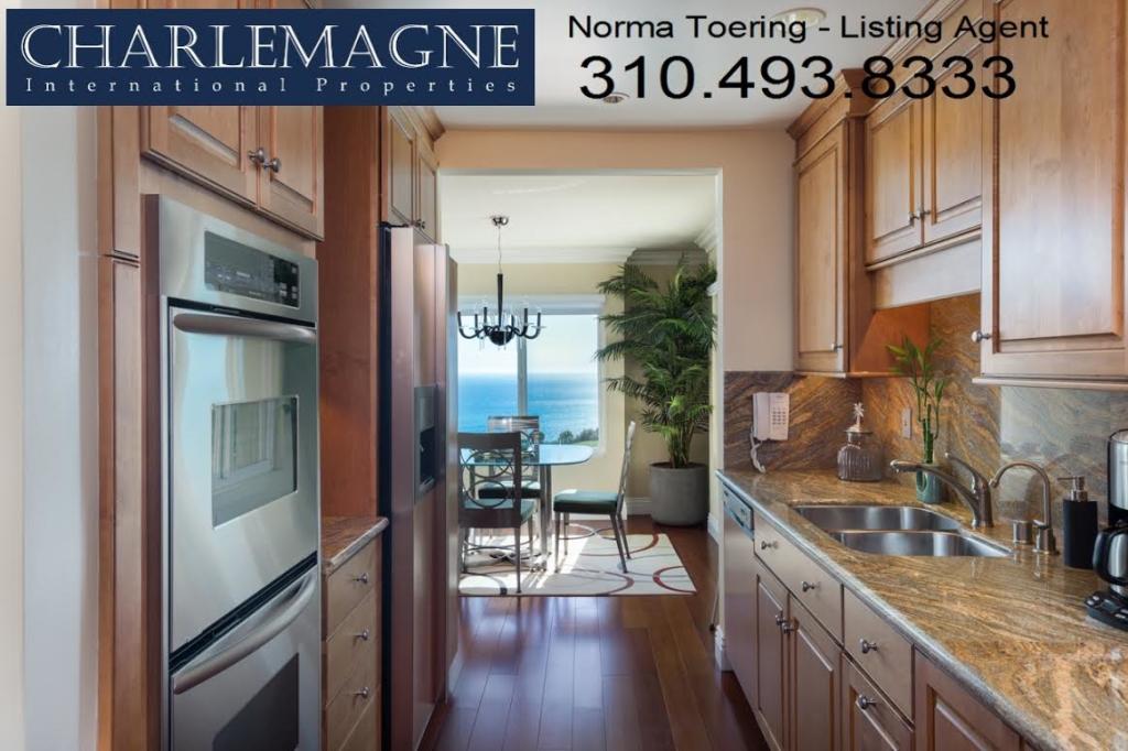 3200 La Rotonda Dr UNIT 211 Rancho Palos Verdes CA 90275 branded kitchen
