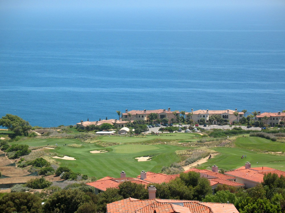 Albero - view of Terranea Resort in Rancho Palos Verdes