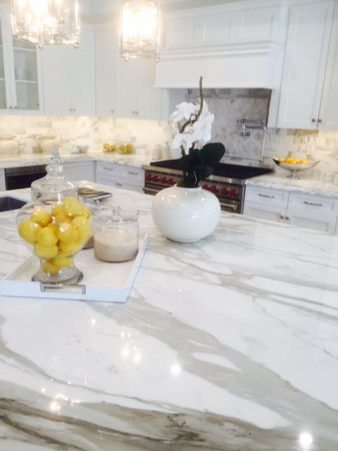 PVE luxury kitchen
