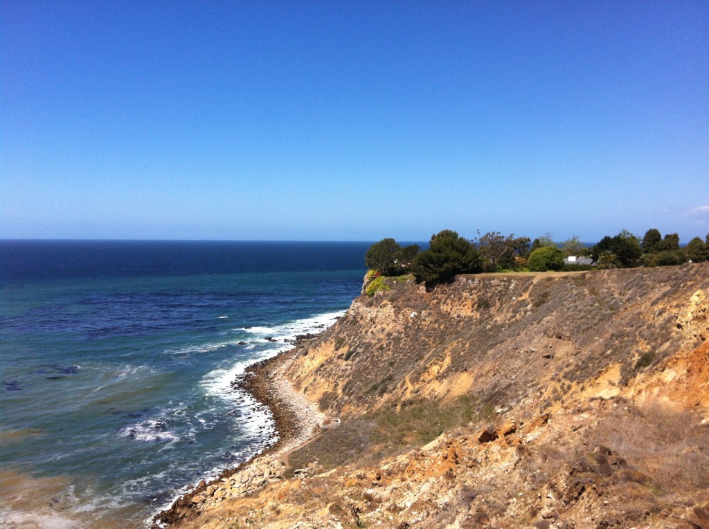 Christmas Tree Cove - Palos Verdes Estates Side