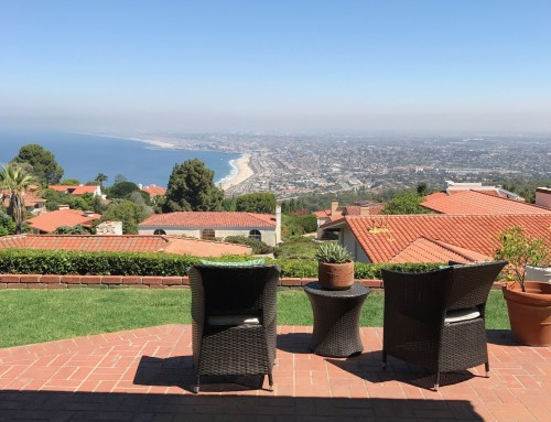 Palos Verdes Estates Real Estate Snapshot August 2018